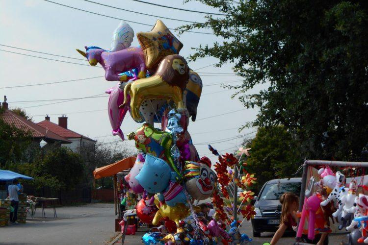 Balony festynowe