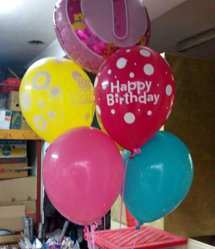 Balony na urodziny i narodziny