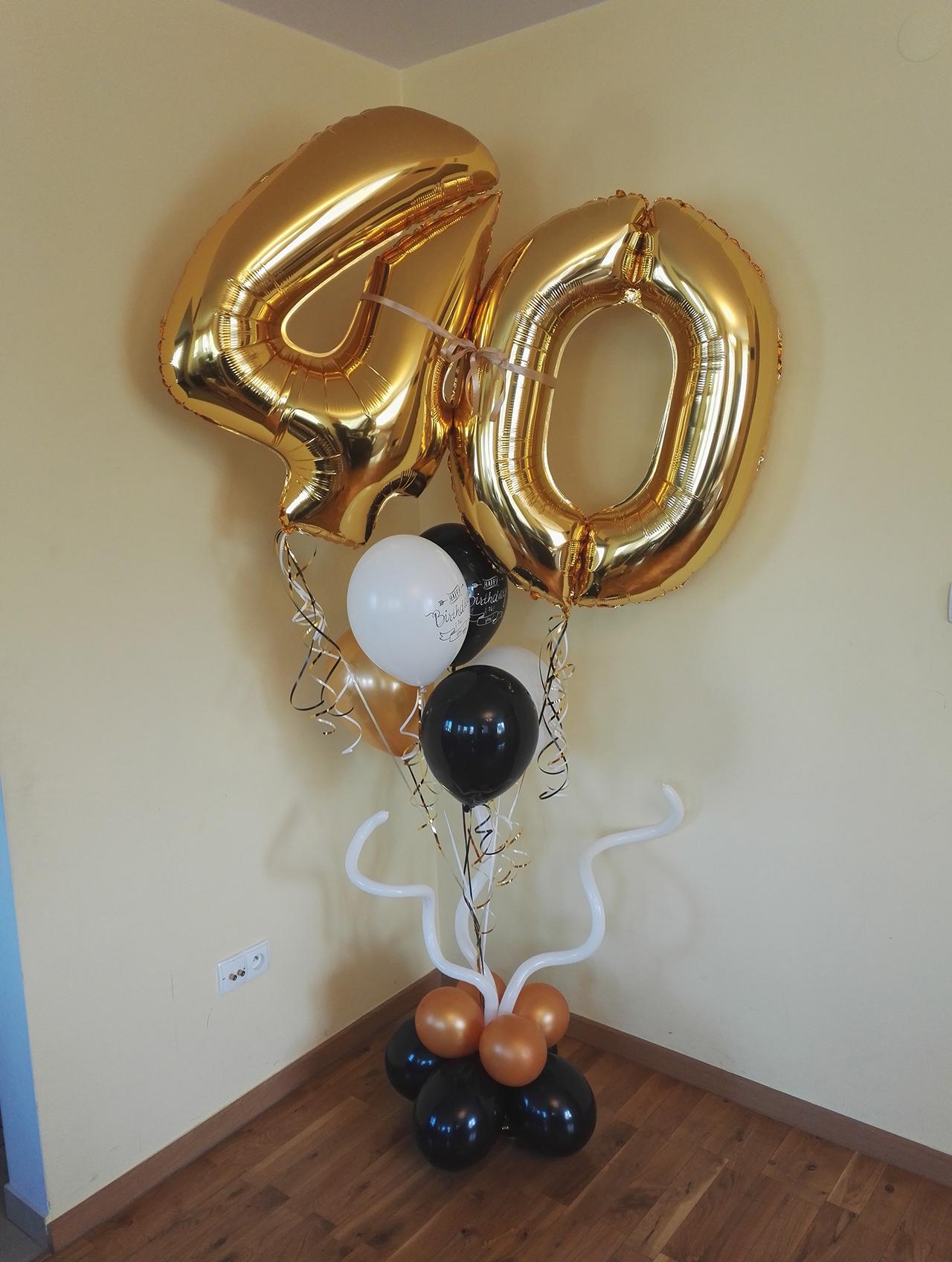 Prezent balonowy *wysyłka*